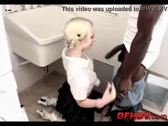 White Guy Eating Black Girl